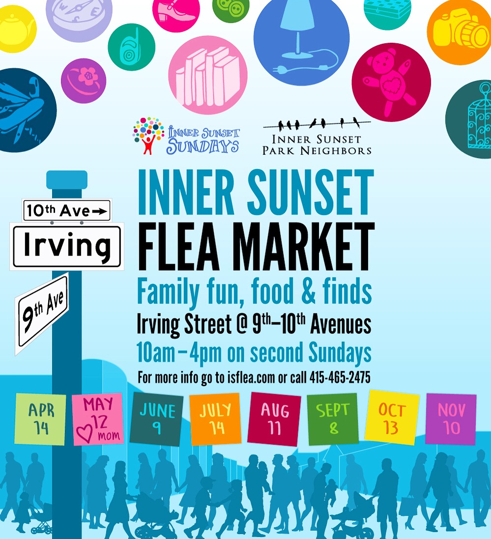 Inner Sunset Flea Market